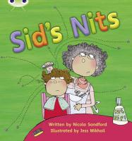 Phonics Bug Sids Nits Phase 2 - Sandford, Nicola