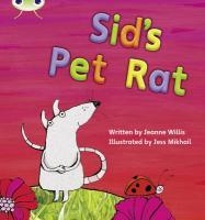 Phonics Bug Sids Pet Rat Phase 2 - Willis, Jeanne