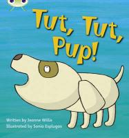 Phonics Bug Tut Tut Pup Phase 2 - Willis, Jeanne