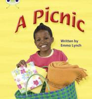 Phonics Bug a Picnic Ph3 - Lynch, Emma