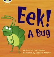 Phonics Bug Eek a Bug Phase 3 - Shipton, Paul