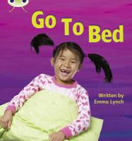 Phonics Bug Go to Bed Phase 3 - Lynch, Emma
