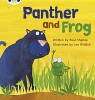 Phonics Bug Panther & Frog Phase 3 - Shipton, Paul