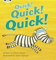 Phonics Bug Quick Quick Quick Phase 3 - Hawes, Alison