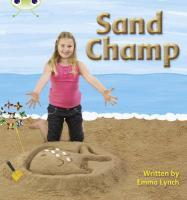Phonics Bug Sand Champ Phase 3 - Lynch, Emma