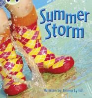 Phonics Bug Summer Storm Phase 3 - Lynch, Emma