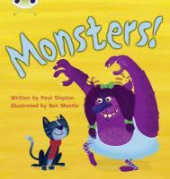 Phonics Bug Monsters Phase 4 - Shipton, Paul
