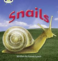 Phonics Bug Snails Ph4 - Lynch, Emma