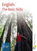 English: The Basic Skills