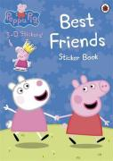 Best Friends Sticker Book