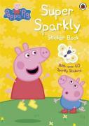Peppa Pig: Super Sparkly Sticker Activity Book