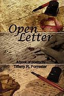 Open Letter - Forrester, Tiffany