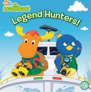 Legend Hunters! - Ricci, Christine