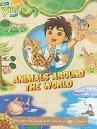 Animals Around the World [With Sticker(s)] - Kilpatrick, Irene