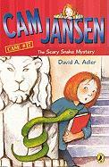 The Scary Snake Mystery - Adler, David A.