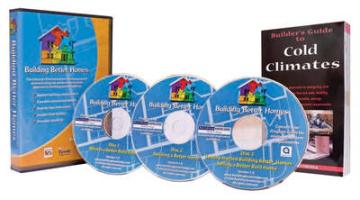 Building Better Homes on CD-ROM and Builder's Guide to Hot-Dry/Mixed-Dry Climates Pkg - Building, Knowledge