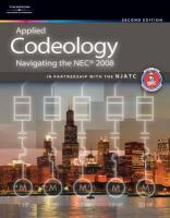 Applied Codeology: Navigating the NEC