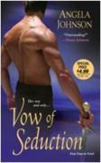 Vow of Seduction - Johnson, Angela