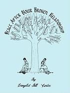 Peace After a Broken Relationship - Evangelist Bill Carter, Bill Carter