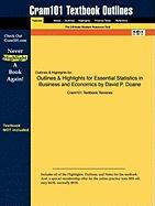 Essential Statistics in Business and Economics by David P. Doane, ISBN: 9780077312367 - Cram101 Textbook Reviews; Cram101 Textbook Reviews