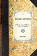 Sketches of History, Life, and Manners in the United States - Royall, Anne
