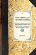 Finch's Travels in the United States - Finch, John