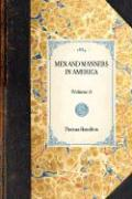 Men and Manners in America - Hamilton, Thomas