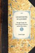 Logan's Notes of a Journey - Logan, James