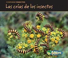 Las Crias de los Insectos = Bug Babies - Guillain, Charlotte