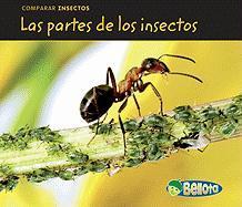Las Partes de Los Insectos (Bug Parts) - Guillain, Charlotte