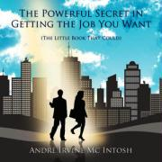 The Powerful Secret in Getting the Job You Want: The Little Book That Could - MC Intosh, Andr Irvine