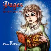 Pages, the Book-Maker Elf - Delrusso, Diana