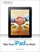 Take Your iPad to Work - Proffitt, Brian