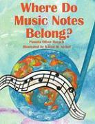 Where Do Music Notes Belong? - Oliver Rezach, Pamela