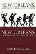 New Orleans: A Bilingual Cultural Encyclopedia: New Orleans: Enciclopedia Cultural Bilingue - Amador, Maria Elena