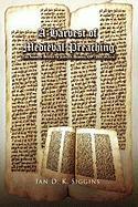 A Harvest of Medieval Preaching - Siggins, Ian D. K.