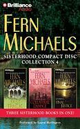Fern Michaels Sisterhood Compact Disc Collection, Number 4: Fast Track/Collateral Damage/Final Justice - Michaels, Fern