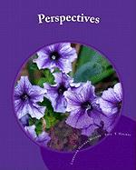 Perspectives - Milton, Lorraine Holmes; Holmes Sr, Eric Terrill
