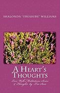 A Heart's Thoughts - Williams, Shalonda Treasure