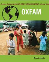 Oxfam - Connolloy, Sean