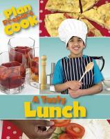 Plan, Prepare and Cook. Lunch - Storey, Rita