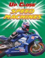 Speed Machines - Harrison. , Paul