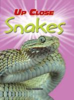 Snakes. Paul Harrison - Harrison, Paul