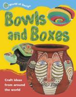 Bowls and Boxes - Civardi, Anne