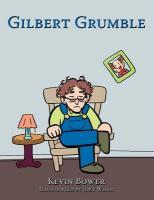 Gilbert Grumble - Bower, Kevin