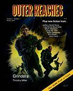 Outer Reaches - Black Matrix Publishing LLC, Matrix Publ; Black Matrix Publishing LLC