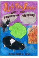 Justin Reade and the Frightening Mysteries - Hsu, Richard C.