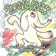 Pretty Little Girl Elephant - Lacy, Milly