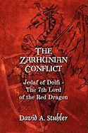 The Zarhunian Conflict: Jedaf of Dolfi - The 7th Lord of the Red Dragon - Stuhler, David A.