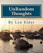 Unrandom Thoughts - Elder, Len